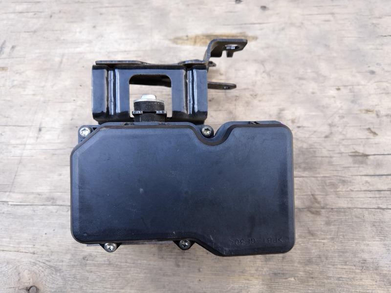 Блок abs Mazda Mazda6 GH LF-VD 2008
