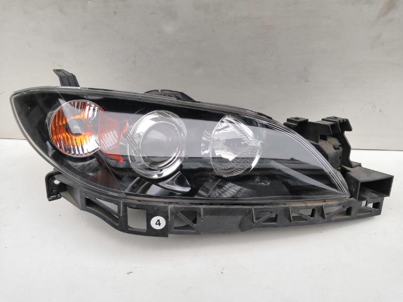 Фара Mazda Axela BK3P правая