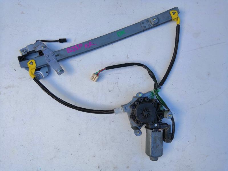 Механизм стеклоподъемника Mazda Familia BJ3P передний правый