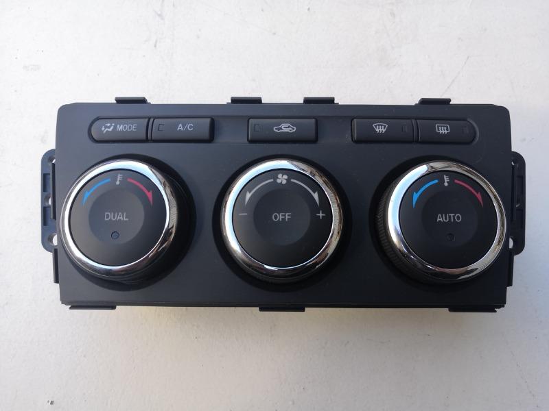 Блок климат-контроля Mazda Mazda6 GH 2008