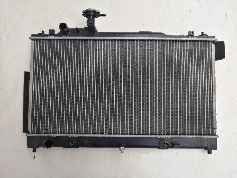 Радиатор охлаждения двигателя Mazda Mazda6 GH 2008
