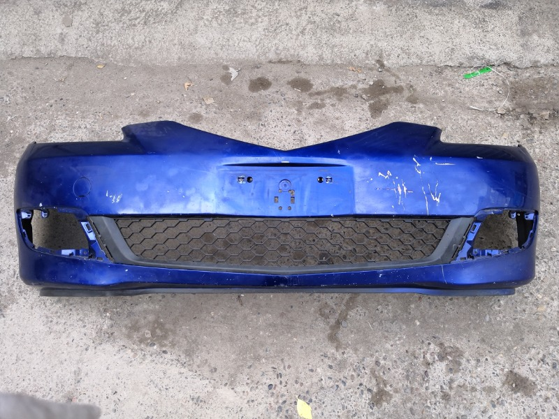 Бампер Mazda Axela BK3P передний