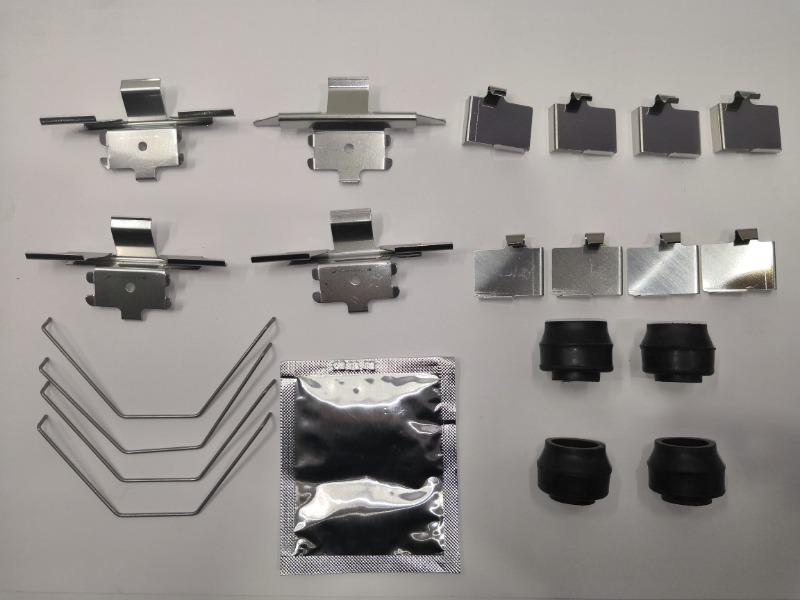 Монтажный комплект колодок Mazda Atenza GH передний