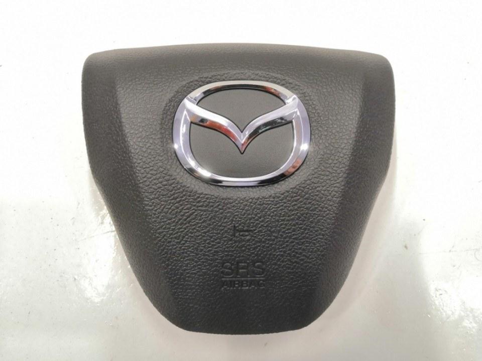 Крышка накладка подушки безопасности airbag Mazda Axela BL3FW