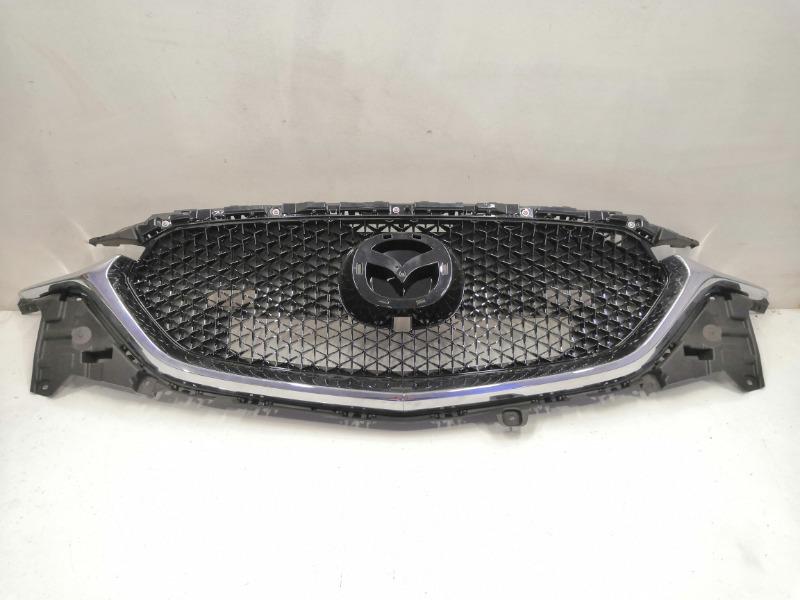 Решетка радиатора Mazda Cx-5 KF 2016