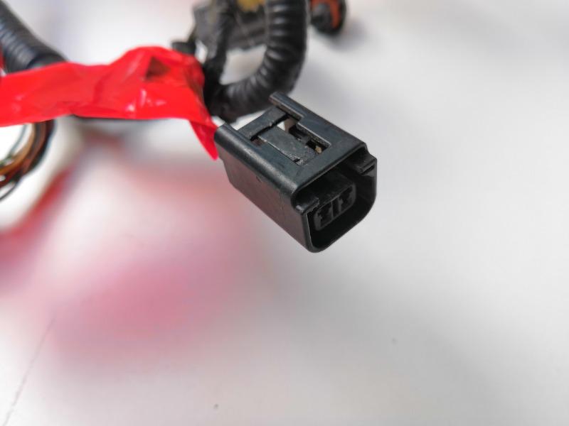 Разъем катушки зажигания Mazda Axela BK3P LF