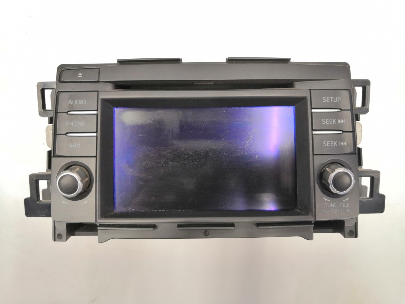Магнитола Mazda Atenza GJ 2012
