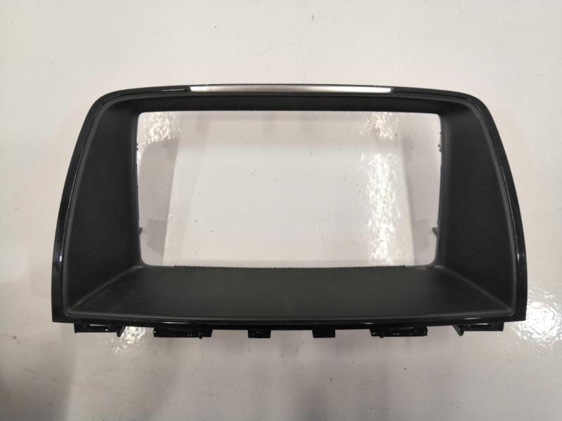 Рамка магнитолы Mazda Mazda6 GJ 2012