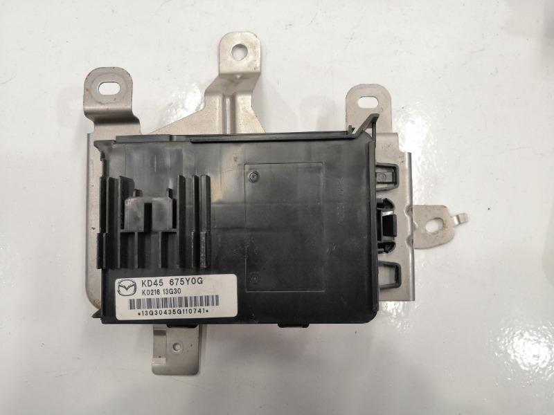 Блок управления центральным замком Mazda Mazda6 GJ 2012