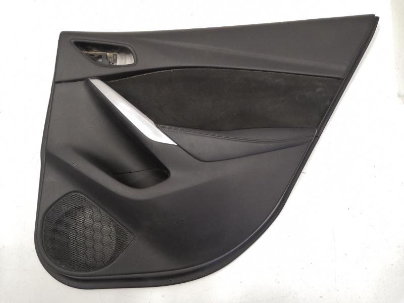 Обшивка двери Mazda Mazda6 GJ. GJ2AP 2013 задняя правая