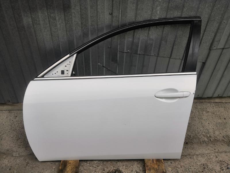 Дверь Mazda Mazda6 GH передняя левая