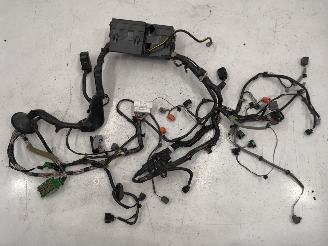 Проводка Mazda Axela BK3P 2009