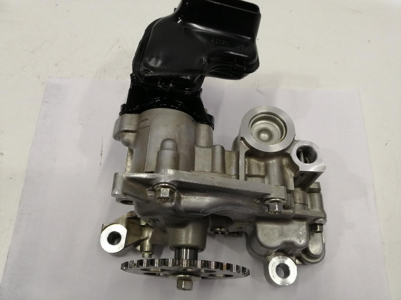 Масляный насос Mazda Cx-5 GJ PE 2013