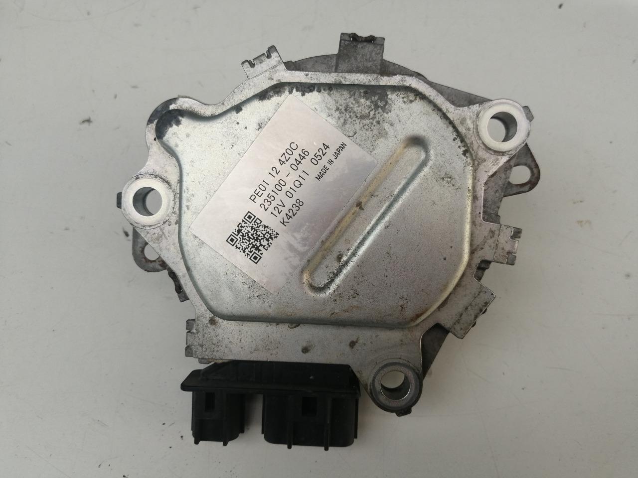 Механизм изменения фаз грм Mazda Cx-3 GJ PE 2013