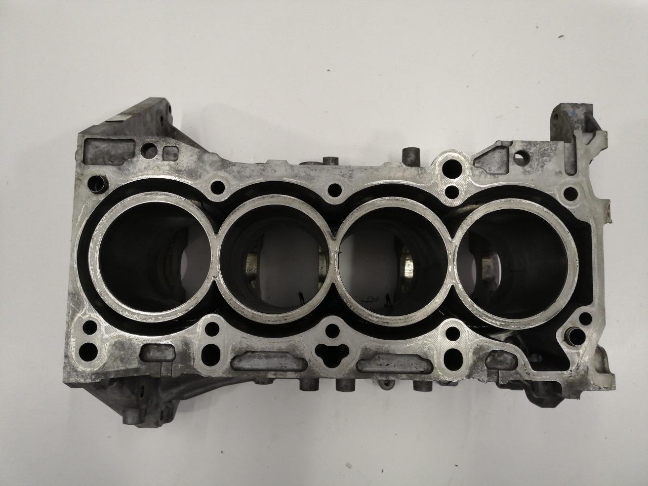 Блок двс Mazda Cx-3 KE PE