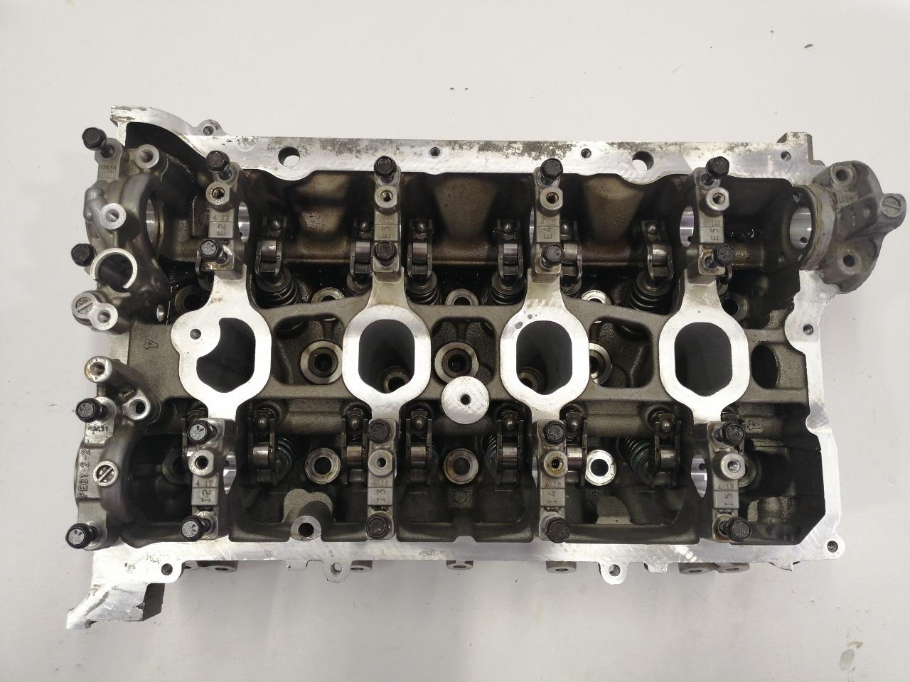 Головка блока цилиндров Mazda Cx-5 KE PE