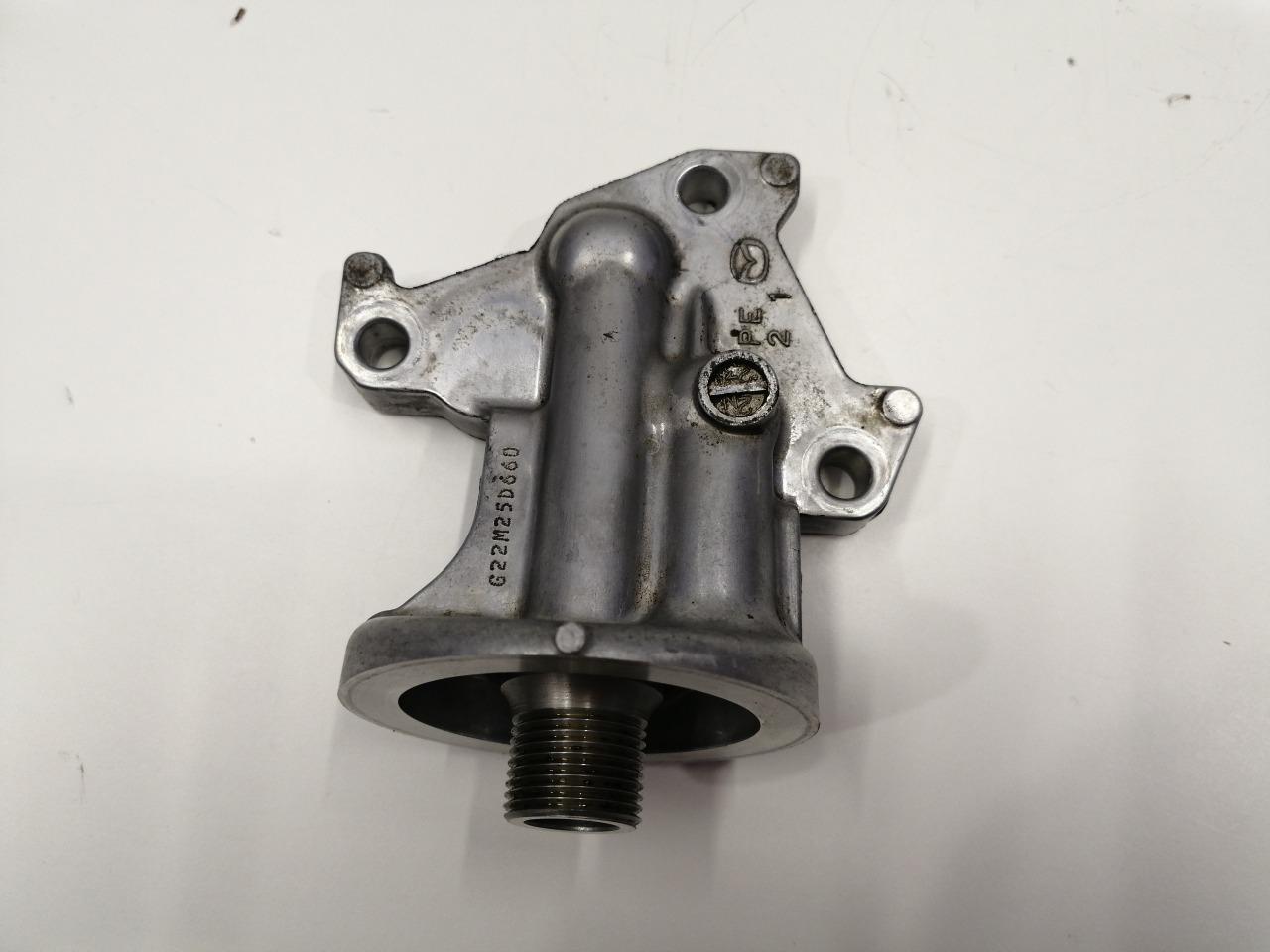 Кронштейн масляного фильтра Mazda Cx-3 GJ PE