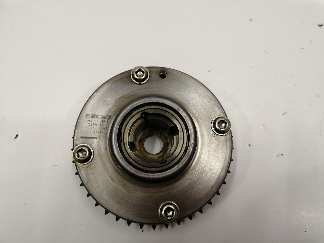 Механизм изменения фаз грм Mazda Cx-3 GJ PE
