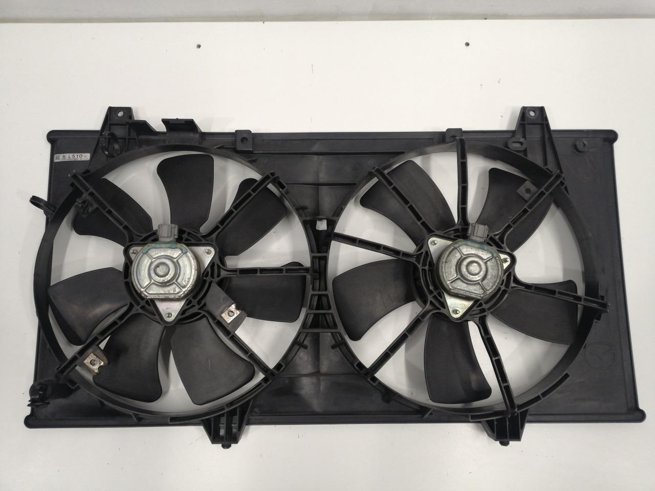 Диффузор радиатора Mazda Atenza GH 2008