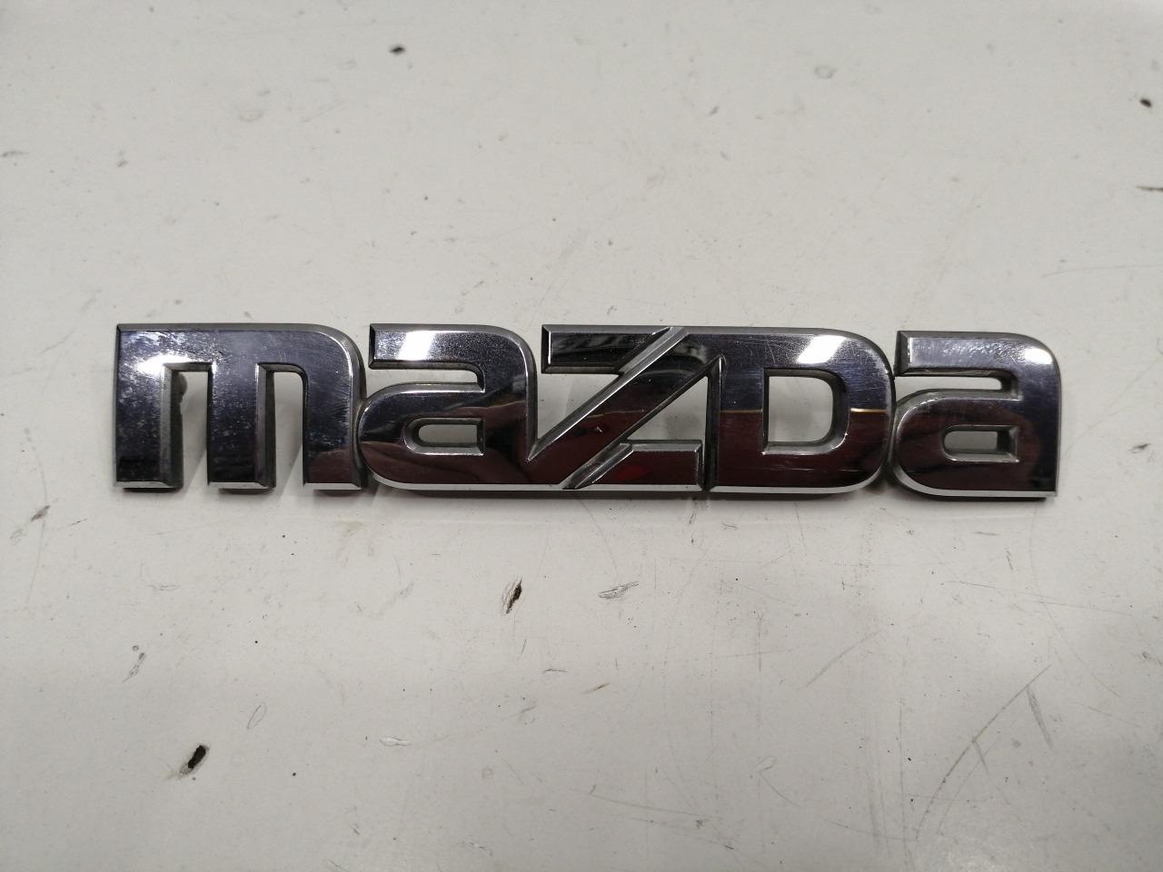 Эмблема Mazda Mazda6 GH 2008