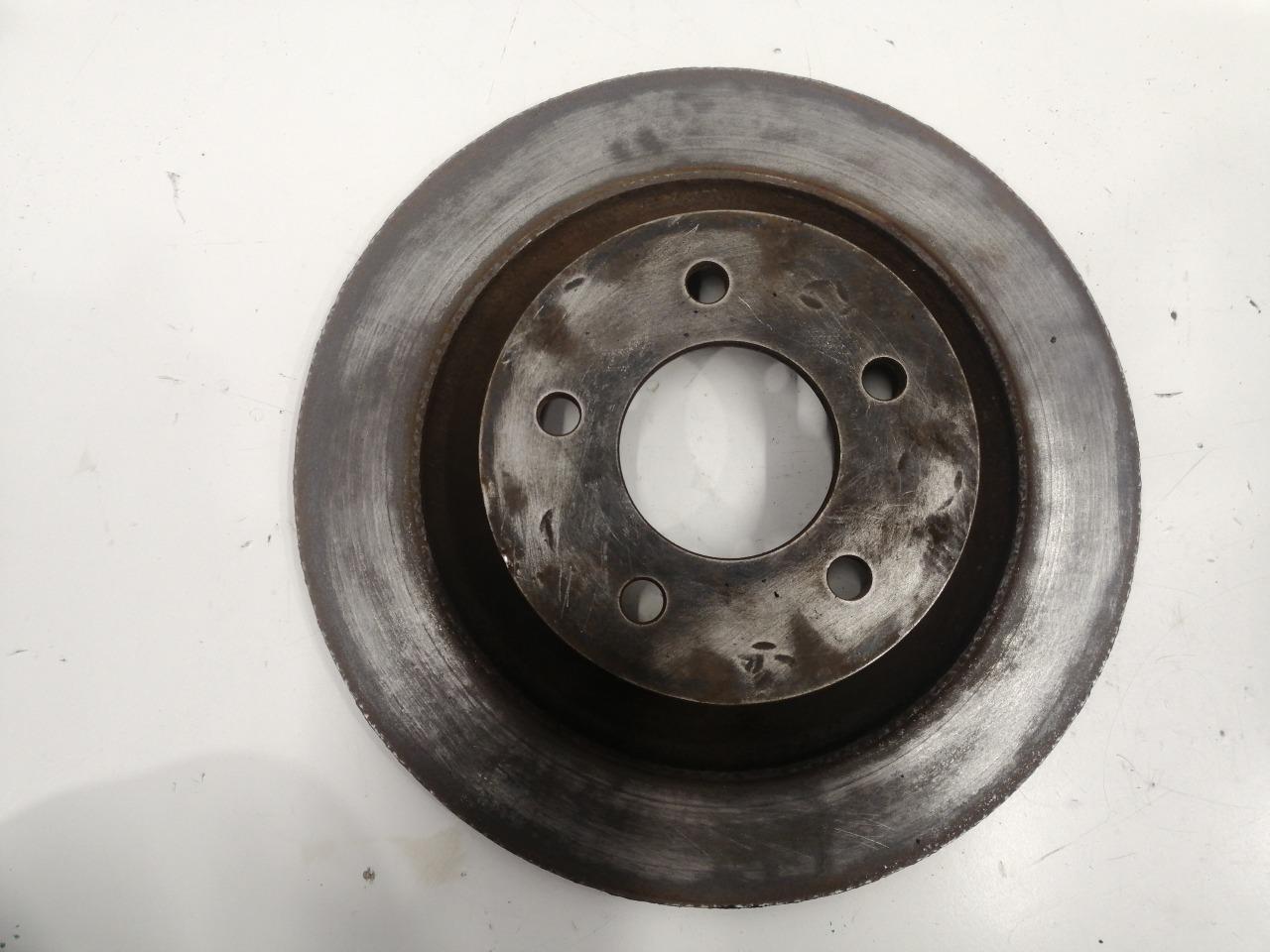 Диск тормозной Mazda Biante CC3FW задний
