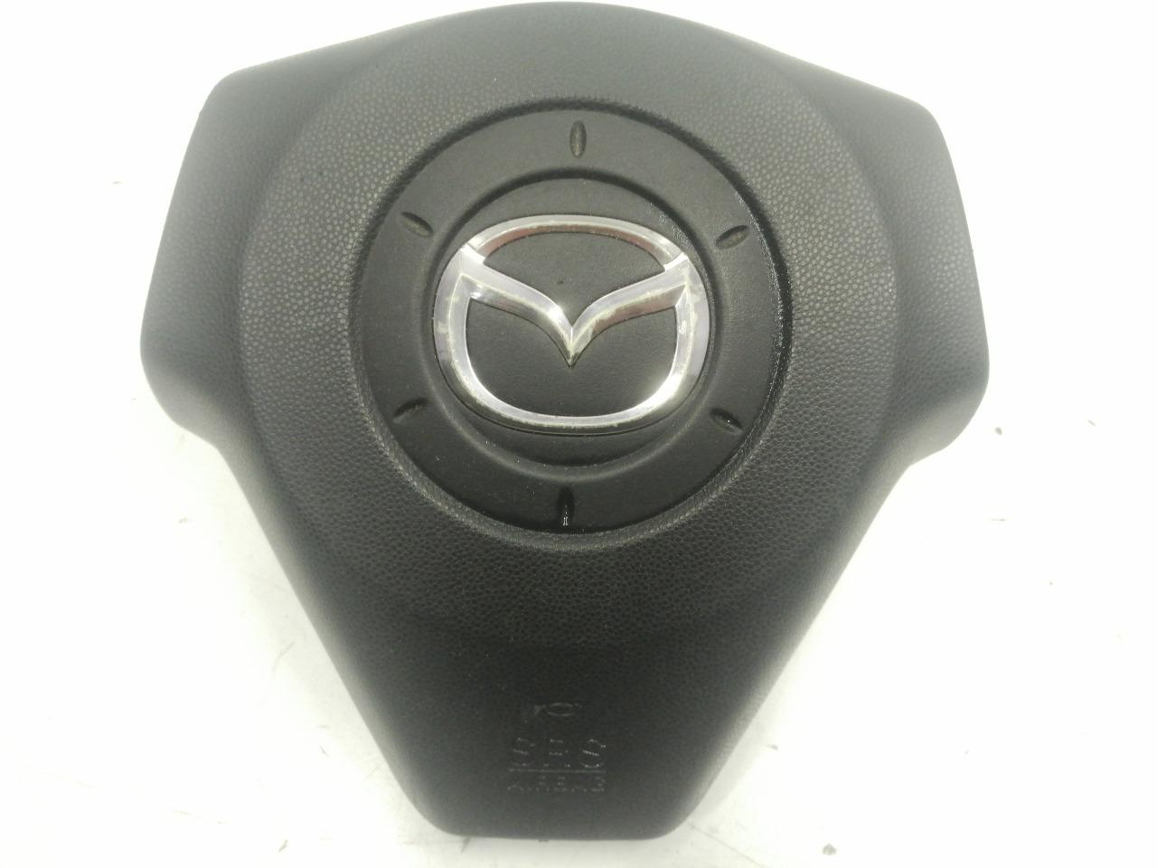 Крышка накладка подушки безопасности airbag Mazda Axela BK3P 2003