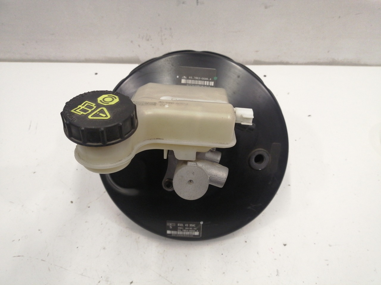 Вакуумный усилитель тормозов Mazda Axela BK3P 2003