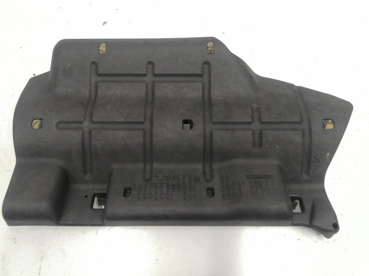 Накладка блока предохранителей Mazda Axela BK3P 2003