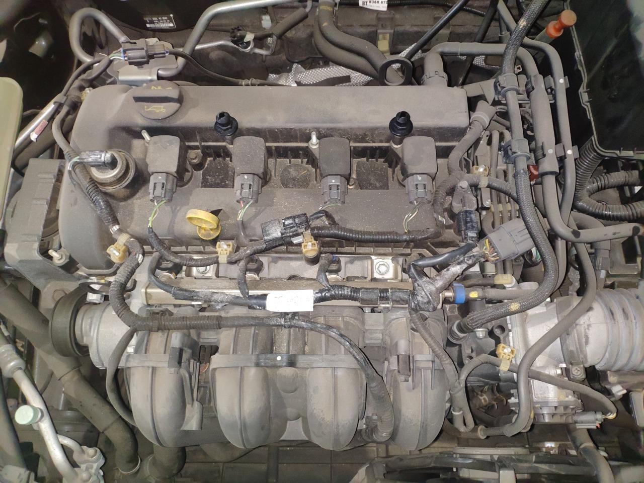 Двигатель Mazda Mazda6 GH L5