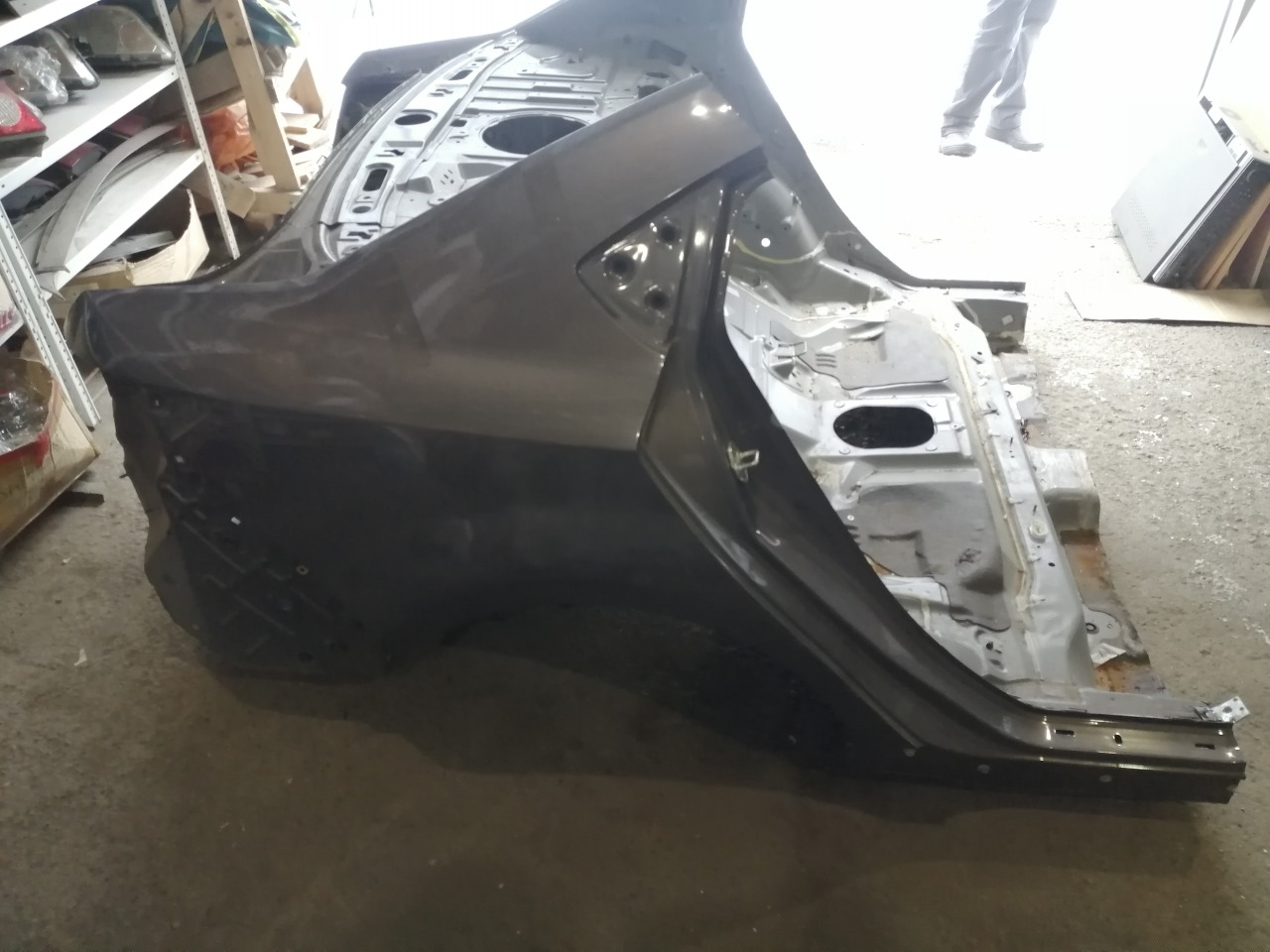 Крыло Mazda Mazda6 GH 2008 заднее правое