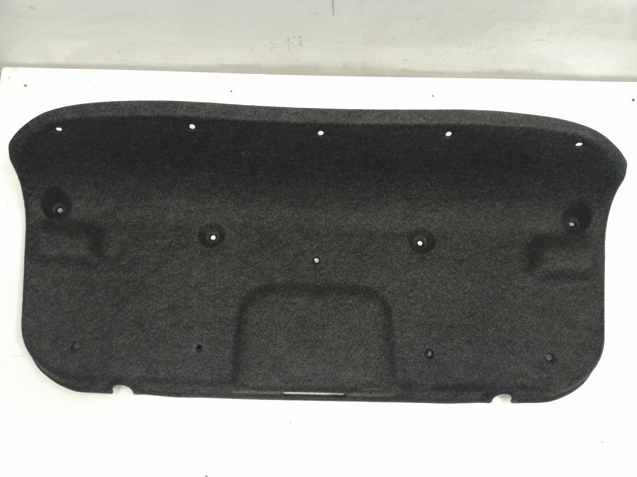 Обшивка багажника Mazda Axela BK3P 2003