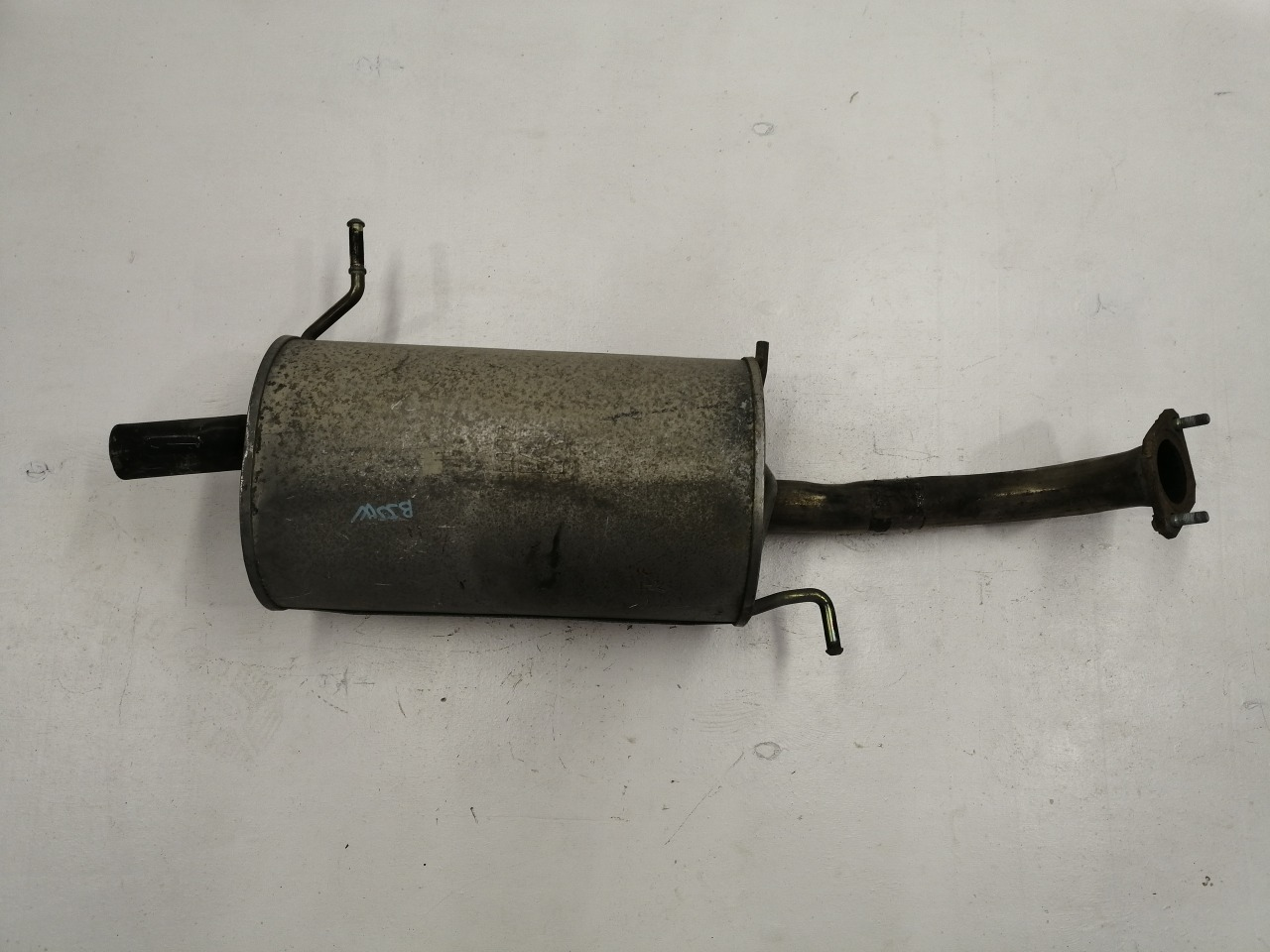 Глушитель Mazda Familia BJ5P ZL