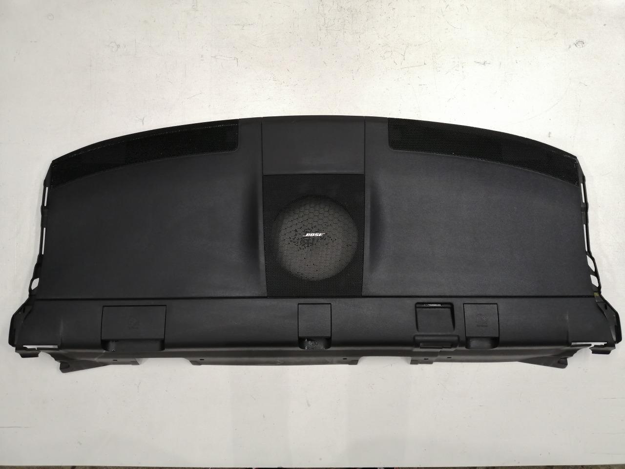 Полка заднего стекла Mazda Mazda6 GH 2008 задняя