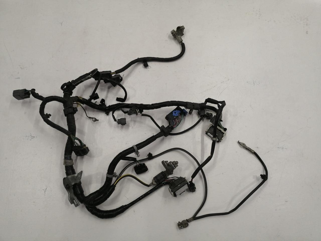 Проводка акпп Mazda Axela BKEP LFVE 2006