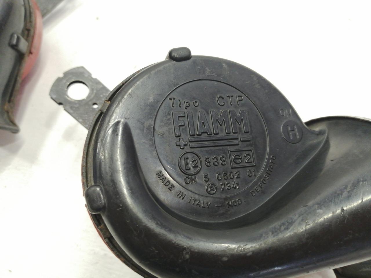 Звуковой сигнал Mazda Familia BJ