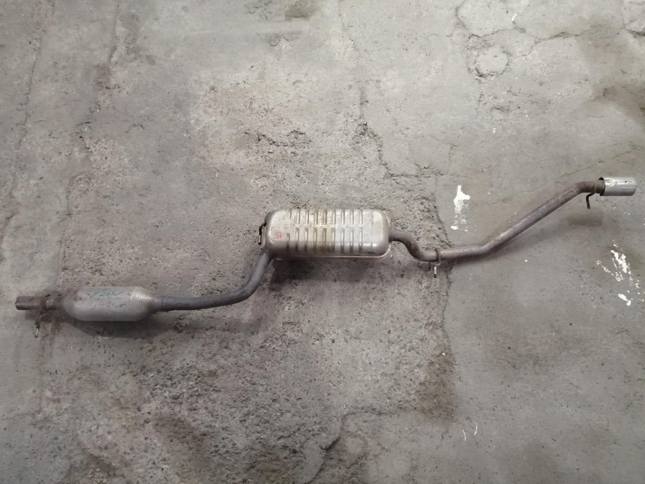 Глушитель Mazda Axela BK3P 2003