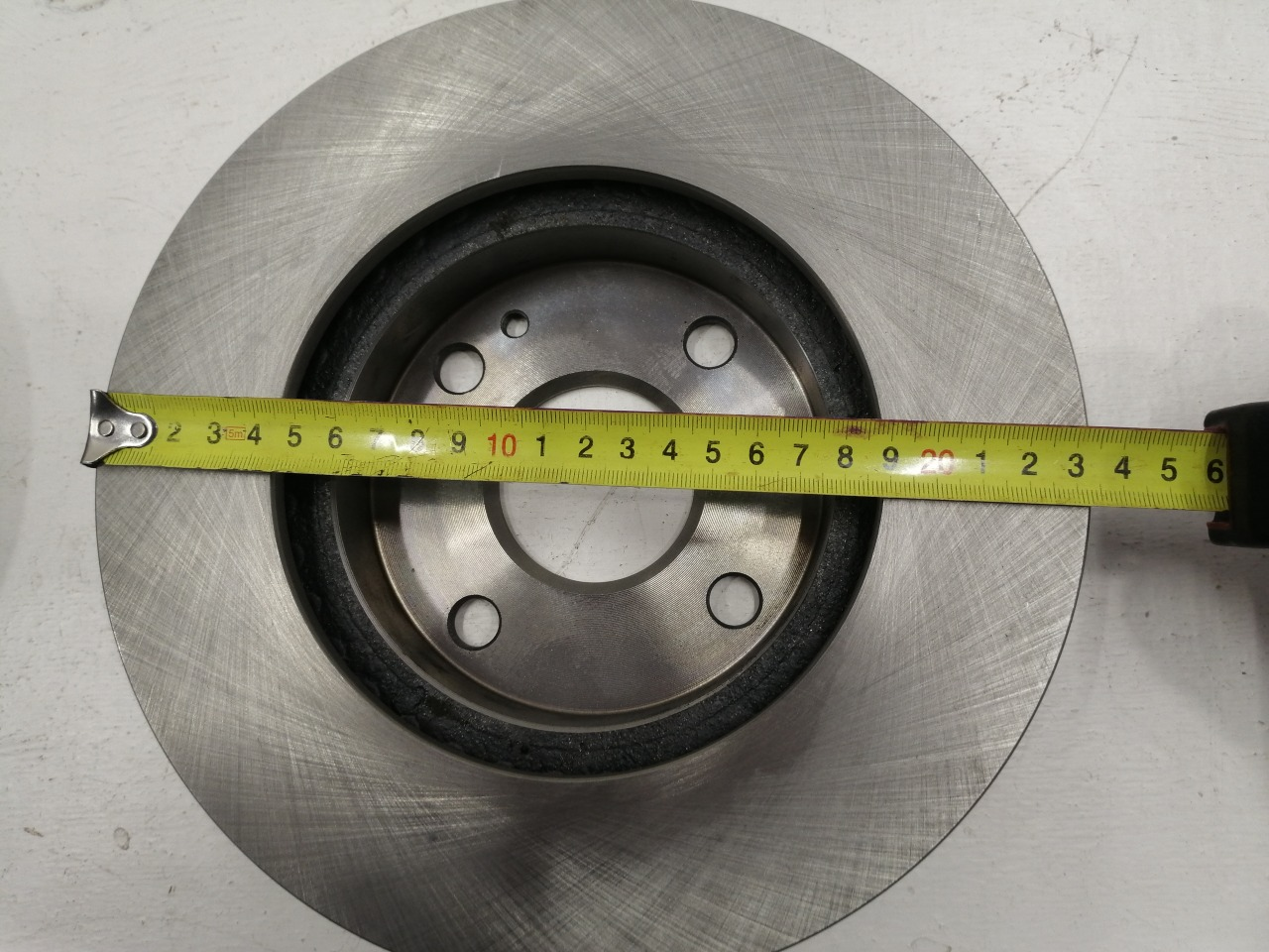 Диски тормозные Mazda Familia BJ5P ZM передние