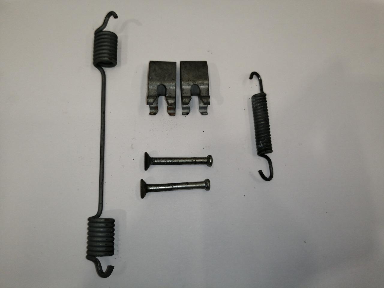 Механизм стояночного тормоза Mazda Axela BK3P