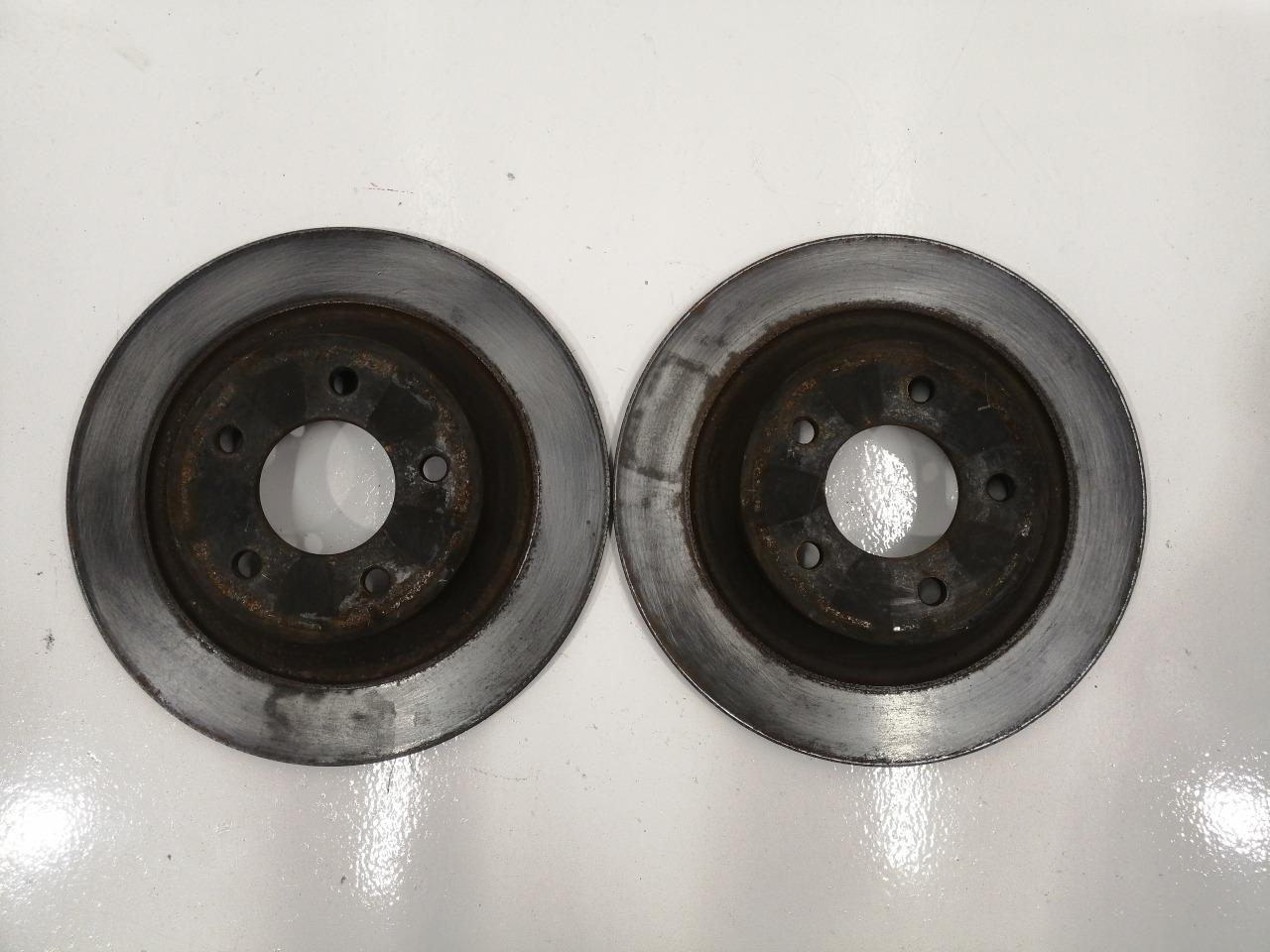 Диски тормозные Mazda Biante CC3FW задние