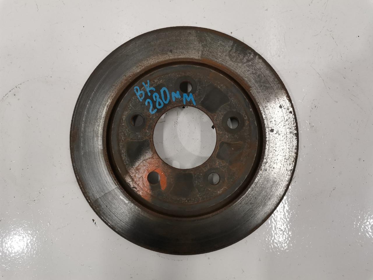 Диск тормозной Mazda Mazda3 BK LF 2003 задний