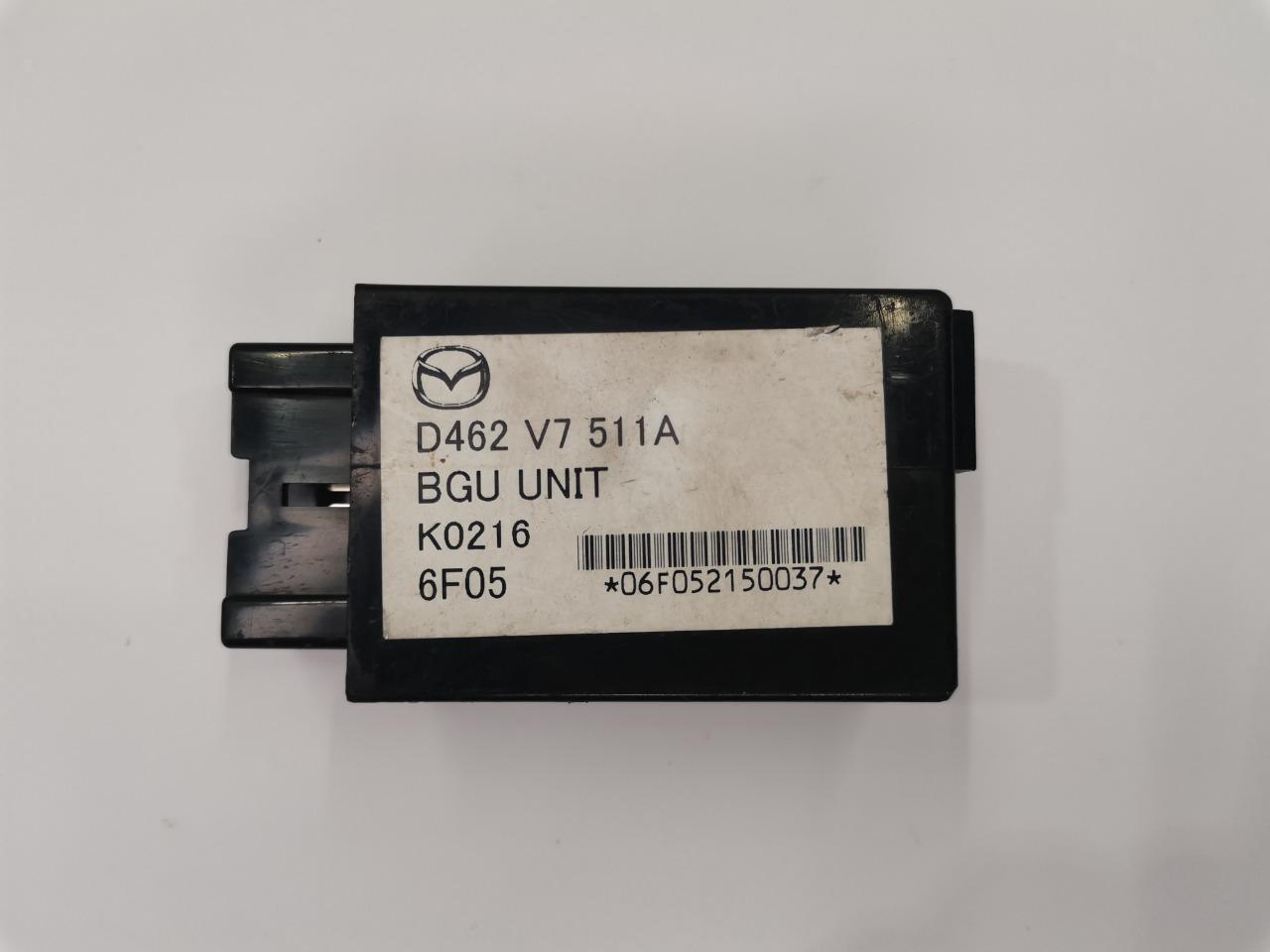 Блок управления Mazda Axela BK 2003
