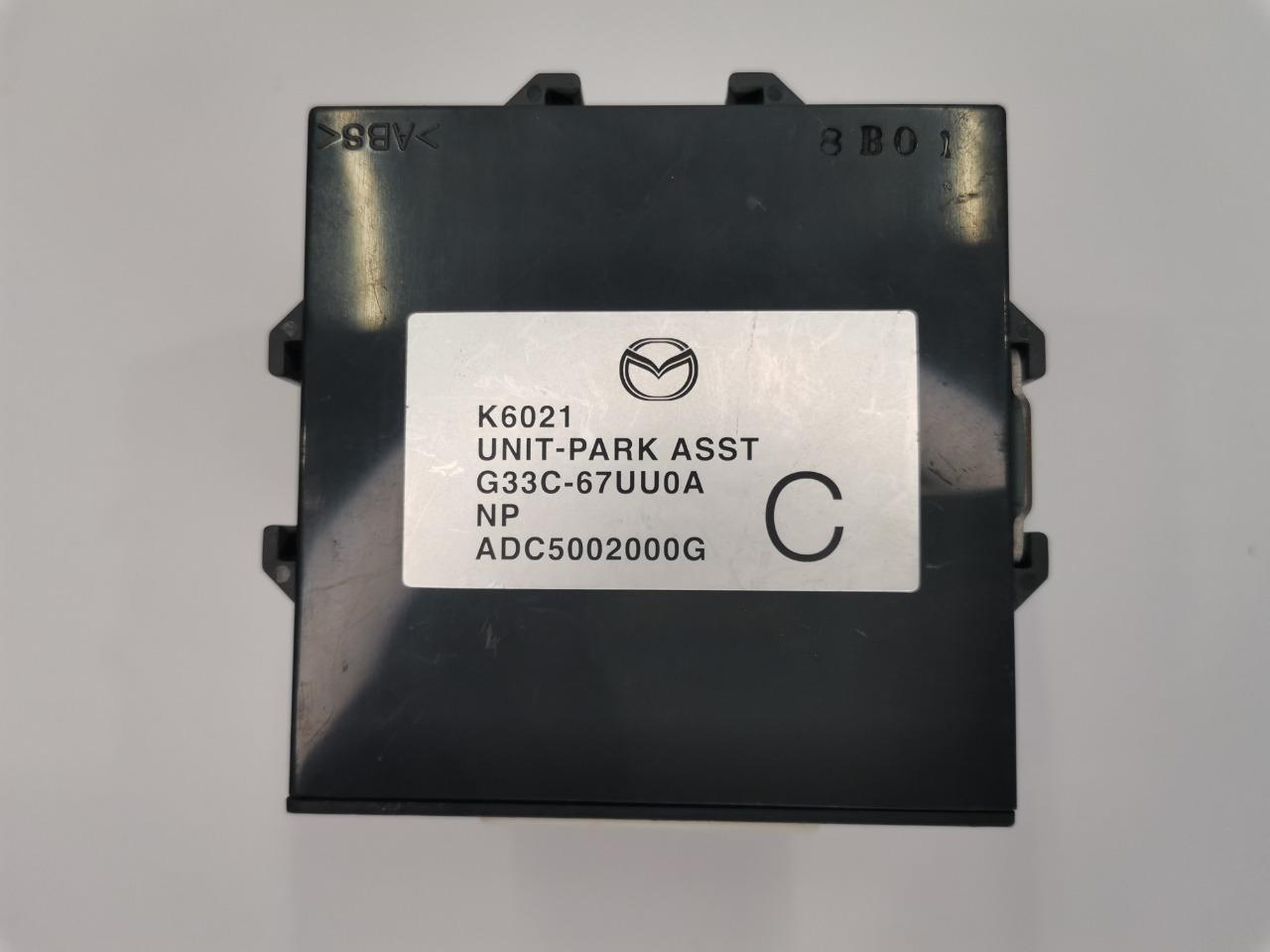 Блок управления парктроником Mazda Mazda6 GH 2008