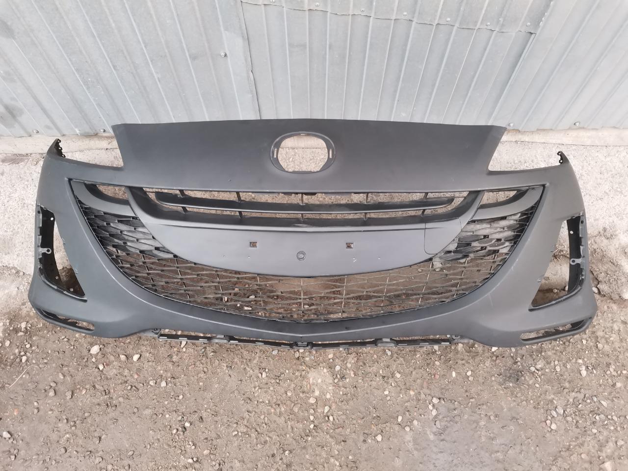 Бампер Mazda Axela BLEAW передний