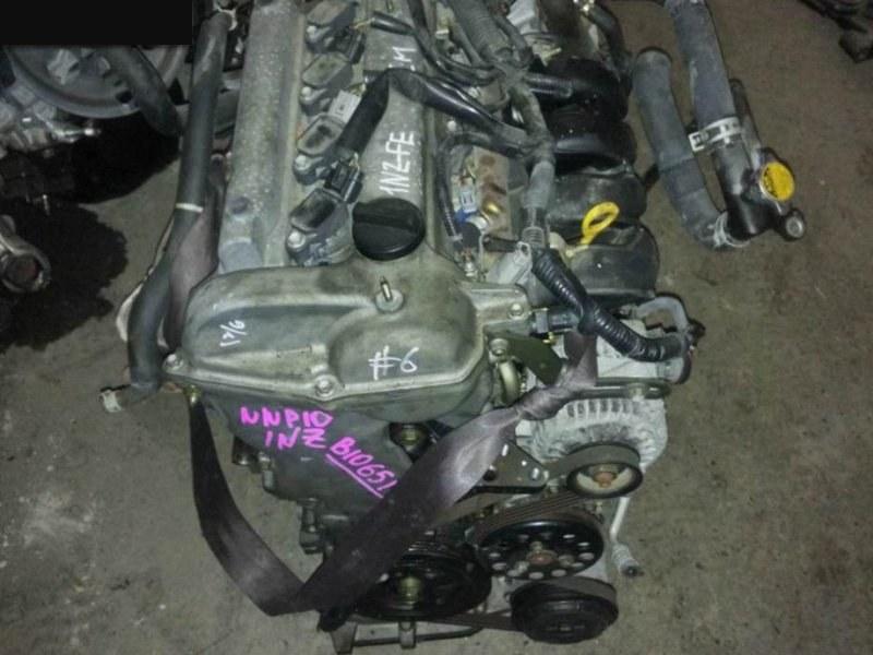 Лямбда-зонд Toyota Porte NNP10 2NZ-FE