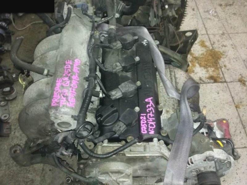Ролик натяжной приводного ремня Nissan Presage TU30 QR25DE