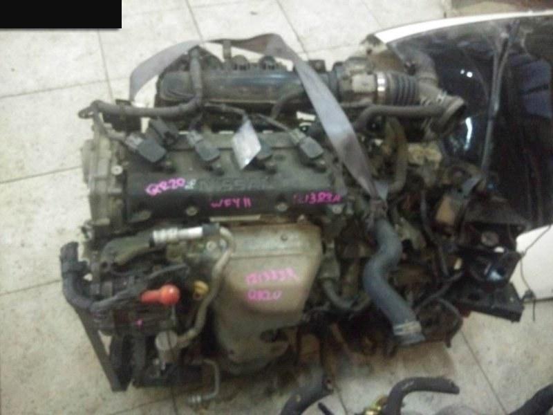 Шланг системы охлаждения Nissan Wingroad WRY11 QR20DE верхний