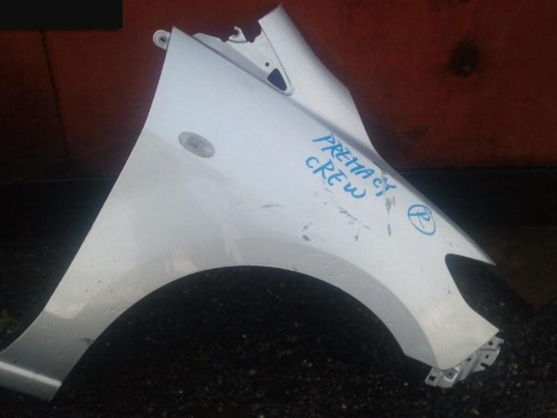 Крыло Mazda Premacy CREW LF-DE переднее правое