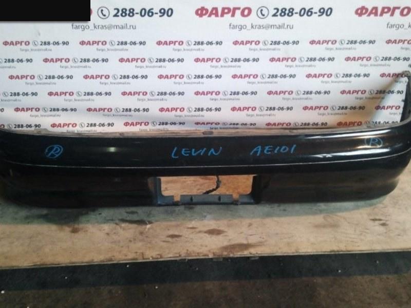 Бампер Toyota Corolla Levin AE101 4A-FE задний