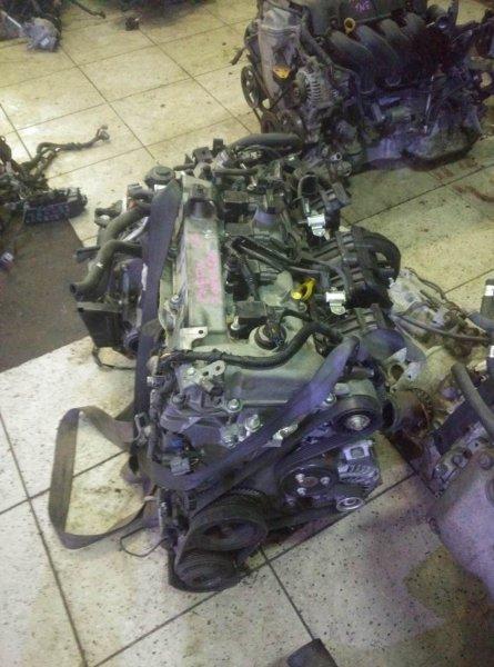 Двигатель Mazda Premacy CWEFW LF-VD