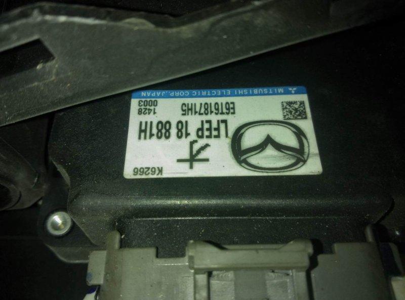 Блок управления двс Mazda Premacy CWEFW LF-VD